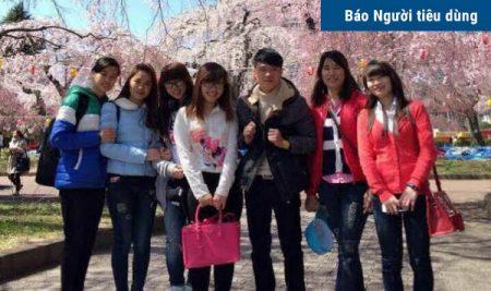 Báo người tiêu dùng: Công ty tư vấn du học Việt Á – Vững bước tương lai