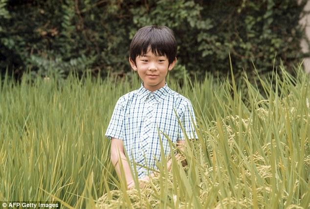 Hoàng tử Hisahito vừa bước sang tuổi thứ 10 ngày 6/9 vừa qua.
