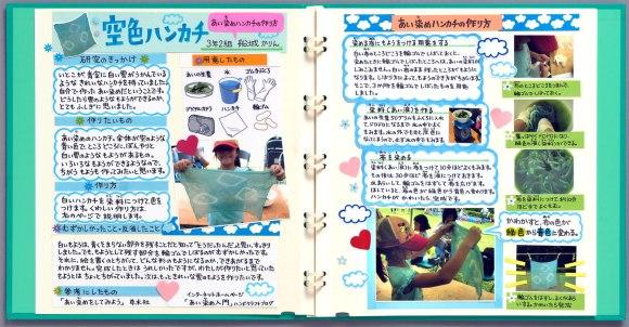 Nhật kí hàng ngày - một dạng bài tập về nhà trong hè của trẻ em Nhật Bản.