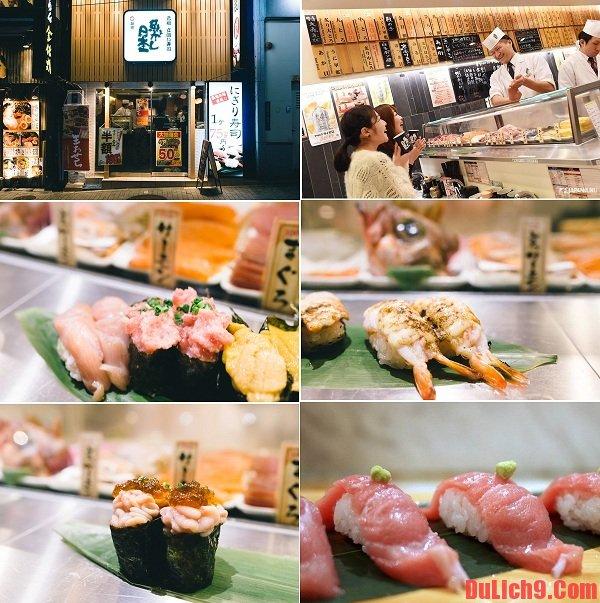 Địa chỉ ăn uống ngon, bổ, rẻ không có trong sách du lịch Nhật Bản nhất định phải ghé qua