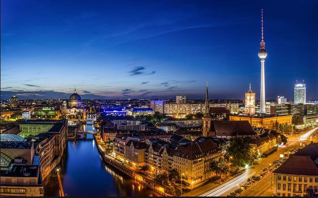 Thủ đô Berlin – Đức
