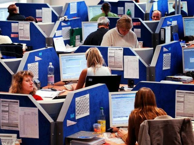 Khi một người Đức nói họ đang làm việc, điều đó có nghĩa là họ sẽ không làm gì khác ngoài công việc.