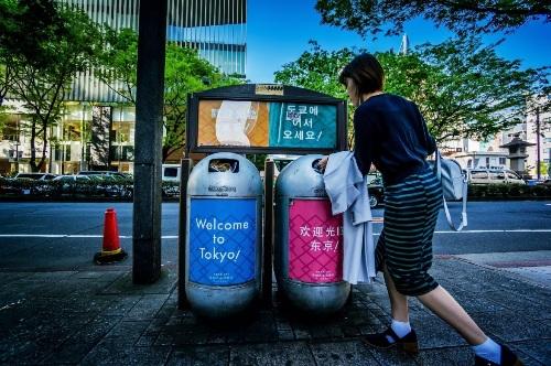 Hãy luôn nhớ bỏ rác đúng nơi quy định. Ảnh: Flickr.