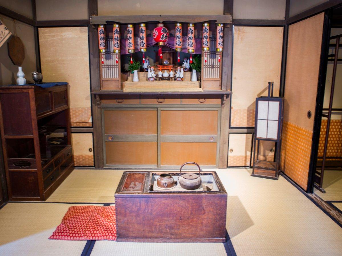 Ryokan là một dạng nhà trọ truyền thống Nhật Bản.
