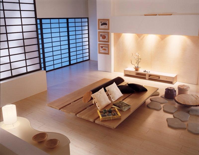Không gian sống của người Nhật luôn là xu hướng được thế giới ưa chuộng.
