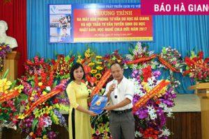 Bao Ha Giang – Du Hoc Viet A